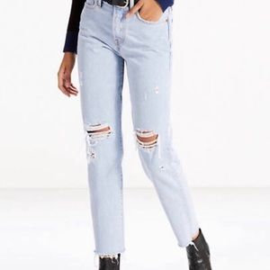 Levis Wedgie fit in Kiss Off size 24